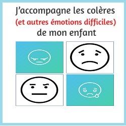 émotions enfant