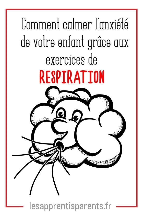 Comment calmer l'anxiété de votre enfant grâce aux exercices de respiration