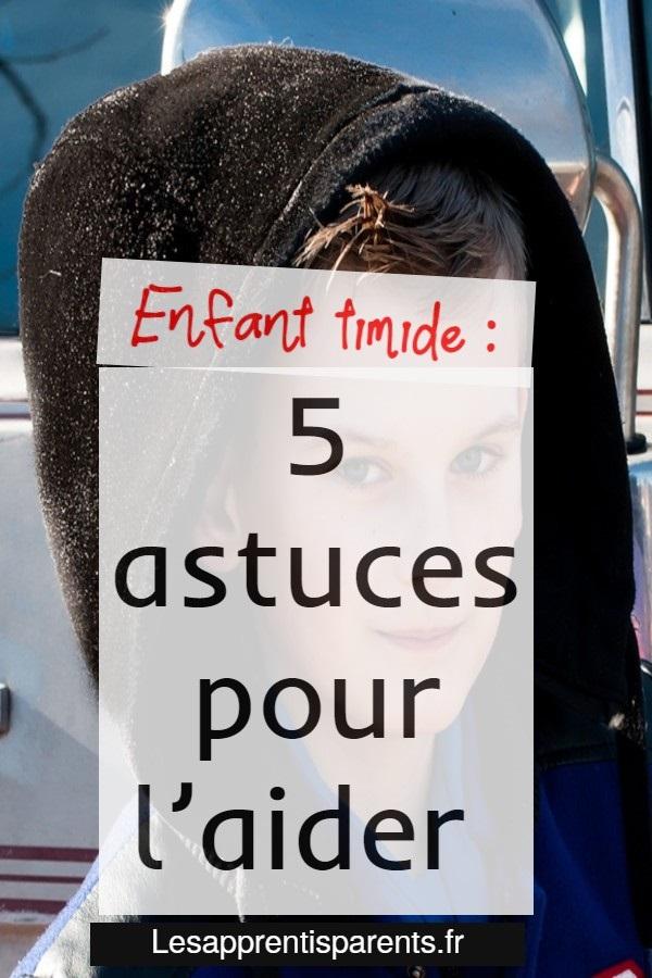 Enfant timide : 5 astuces pour l'aider