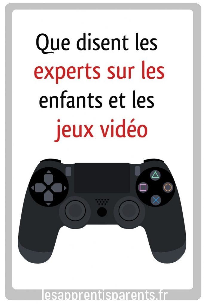Que disent les experts sur les enfants et les jeux vidéo
