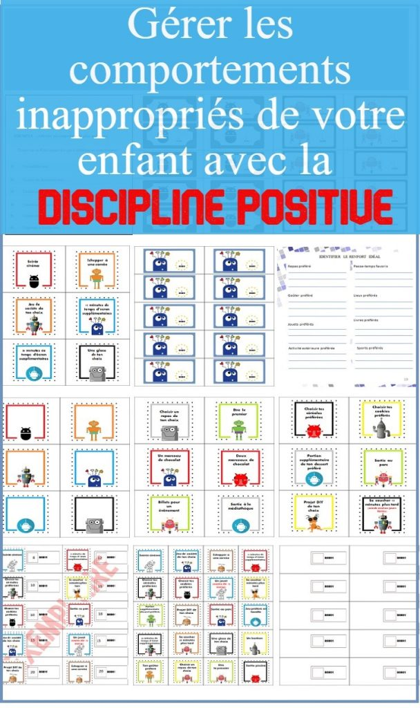 Modifier le comportement de votre enfant avec la discipline positive