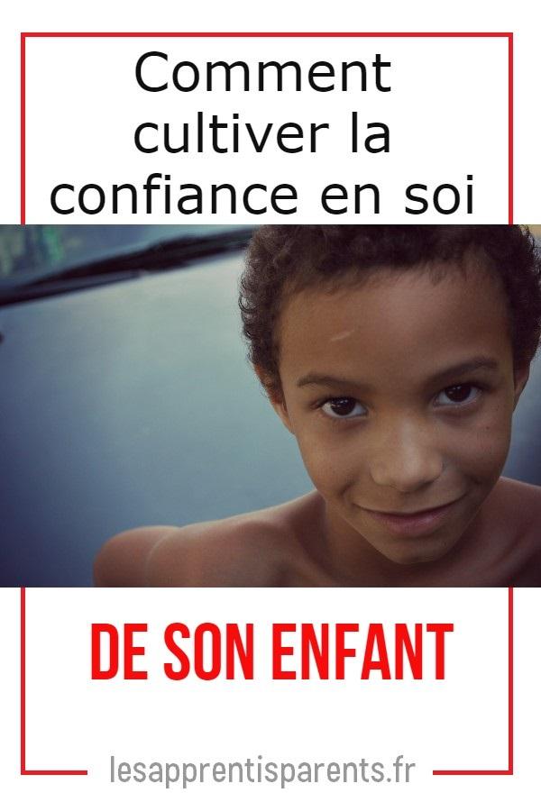 Aider votre enfant à développer sa confiance en soi
