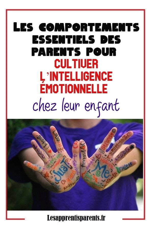 Des astuces pour développer l'intelligence émotionnelle de votre enfant