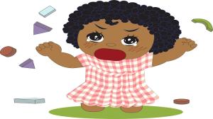 faire face aux colères de votre enfant