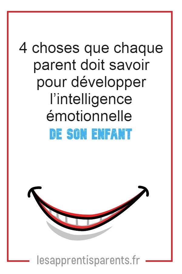 cultiver l'intelligence émotionnelle des enfants