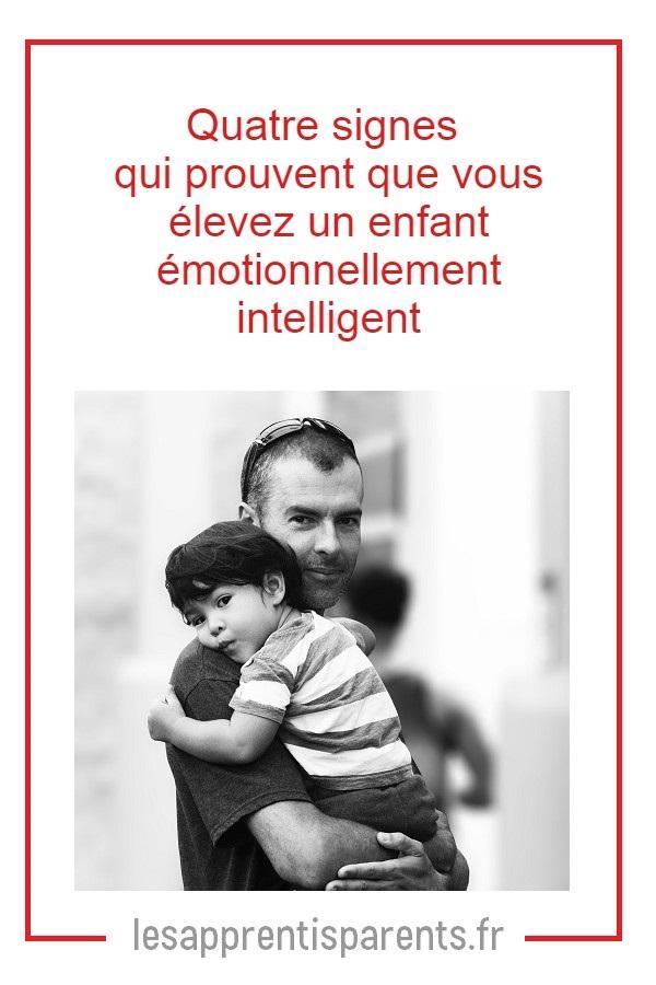 Apprendre la gestion des émotions aux enfants dès leur plus jeune âge