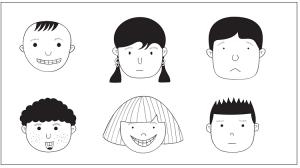 L'autocontrôle et la maîtrise de soi chez les enfants