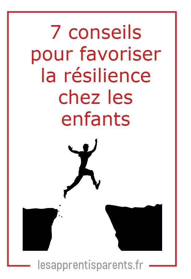 Facteurs qui influencent la résilience chez les enfants