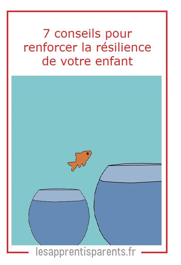 Activation de la résilience chez les enfants